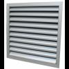 Hliníkové vetracie mriežky typ BLR-A60