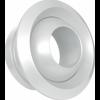 Anemostaty okrúhle hliníkové - Ručne nastavitelné