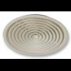 Koncentrický kruhový stropný anemostat PRN (RAL9016)