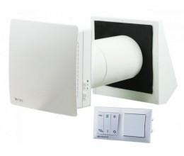 Rekuperácia vzduchu do jednej miestnosti VENTS TwinFresh RA1 50-50m3 -priemer potrubia 157mm dvojrýchlostný výkon 25-50m3/h