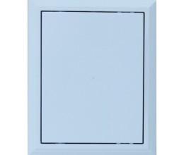 Plastové revízne dvierka AD 150x150 Šedé