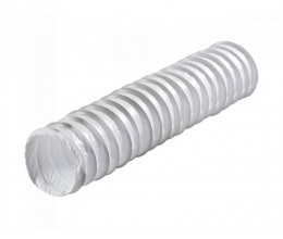 Flexibilné plastové potrubie Polyvent 660-  102mm/6metrov