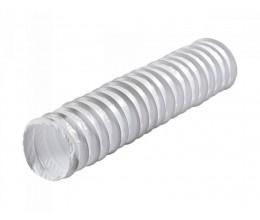 Flexibilné plastové potrubie Polyvent 660 - 127mm/3metre
