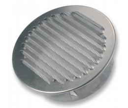 Vetracia mriežka hliníková BLR-0-R - 125mm
