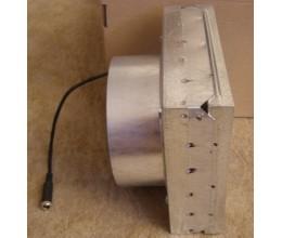 Ventilátor  do mriežky STANDART 17x17/100