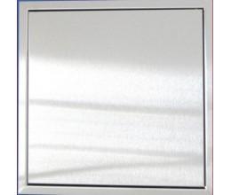 Dvierka nerez matná 200x200 magnet