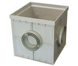 Plastová revízna šachta 400x400mm-váha 3,15kg