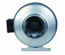 Priemyselný ventilátor Reventon FR 100 DF-priemer napojenia 100mm výkon:290m3/h napätie 230V
