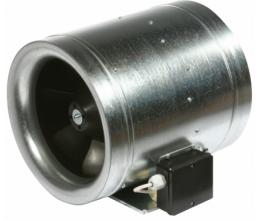 Priemyselný potrubný ventilátor ETALINE 450 D4 01 výkon 7350m3/h 3fázový 400V