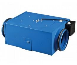 Ventilátory do zúženého priestoru typ VKP 125-priemer napojenia 124mm výkon:340m3/h napätie 230V
