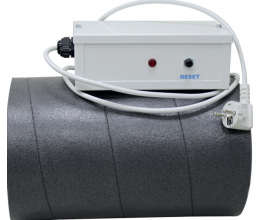 CVR-NS 150 1000W - Elektrický ohrievač pre Renovent
