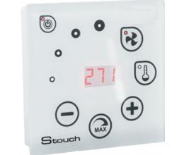 HRS STOUCH - Dotykový diaľkový ovládač pre rekuperátor HRS EKO