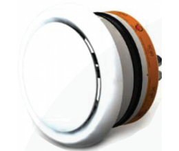SCV90 - Protipožiarný tanierový ventil - 100mm