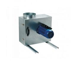 Priemyselný radiálny ventilátor KSK 250 4D-3fázový-priemer napojenia 250mm výkon 3500m3/h napätie 400V