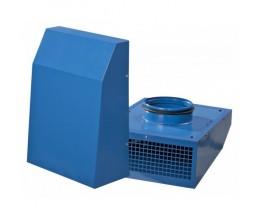 Priemyselný radiálny ventilátor VCN 125 priemer napojenia 124mm- výkon:390m3/h napätie 230V