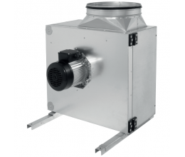 Priemyselný radiálny ventilátor KCF-N 280 E2 - priemer napojenia 280mm výkon 3400 m3/h, 722W napätie 230V