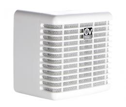 Radiálny ventilátor Vortice VORT PRESS 220LL T+oneskorený časový dobeh 40sec.+časový dobeh nasta.-dvojrýchlostný 120m3-220m3+spätná klapka