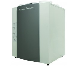 RENOVENT EXCELLENT 180 L4/0 - 4 horné výustky, ľavé prevedenie - Efektivita: 95% - Výkon 180m³/h