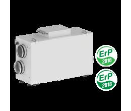 Rekuperačná jednotka VENTS VUE 300 H2 mini EC A14 Horizontal Entalpická