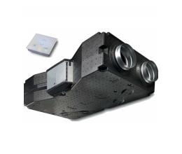 REKUPERÁCIA -GTDV50AC-CF-P-N-NN-54-N-P0 - Rekuperátor - Výkon: 515m³ / h - Vybavené s M5 a G4 filtrom