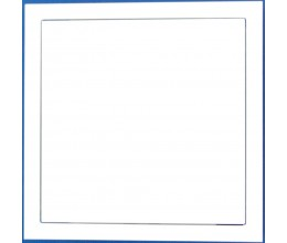Dvierka DM 150x300 CZ-hrúbka materiálu 1mm