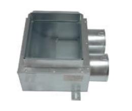 CAIRflex - CF-KLK - Držiak mriežky KR2 - 175x195mm