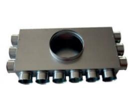 CAIRflex - CF RLK - Rozdelovacia krabica 12xDN75 / DN200