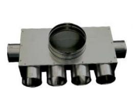 CAIRflex - CF RLK - Rozdelovacia krabica 6xDN75 / DN160