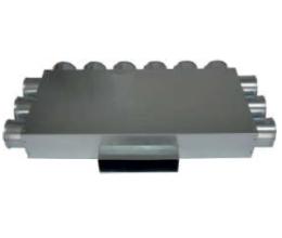 CAIRflex - CF SRO - Rozdelovacia krabica 200x50 / 12xDN75