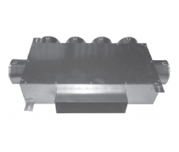 CAIRflex - CF SRO - Rozdelovacia krabica 200x50 / 6xDN75