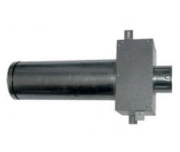 CAIRflex - CF SRP - Prechod strop / stena na tanierový ventil 1x75/125mm - Dlžka: 330mm
