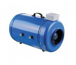 Axiálny ventilátor VENTS VKMI 150-priemer napojenia 149mm výkon 555m3/h napätie 230V