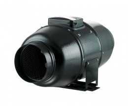 Priemyselný ventilátor Typ TT-Silenta M 125-priemer napojenia 123mm dvojrýchlostný výkon 230-340m3/h napätie 230V