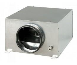 Radiálny priemyselný ventilátor VENTS Typ KSB 125 -priemer napojenia 124mm výkon 330m3/h napätie 230V