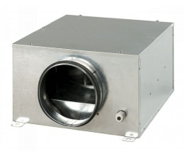 Radiálny priemyselný ventilátor VENTS Typ KSB 150 -priemer napojenia 149mm výkon 420m3/h napätie 230V