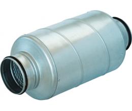 SARG • Kruhový tlmič zvuku priemer 125mm/dĺžka 600mm