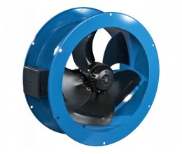 Priemyselné ventilátory/VENS VKF 4E 450-priemer napojenia 462mm výkon:4680m3/h 230V