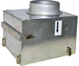 KFK150  krbový filter s klapkou