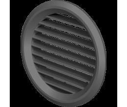 Mriežka plastová MV80BVS SIVÁ-so sieťkou proti hmyzu